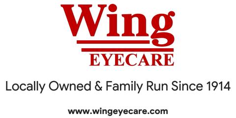 Wing Eyecare, Optometrists, Health and Beauty, Miamisburg, Ohio