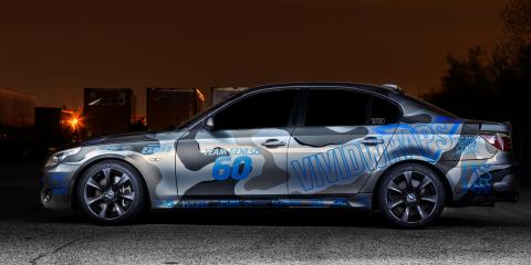 Learn How Car Wraps Will Give Your Old Vehicle a Whole New Look, Symmes, Ohio