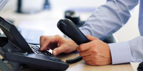 Traditional Phone Systems (PBX) vs. VoIP: Advantages & Disadvantages, New York, New York