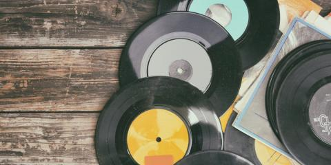 Vinyl Records' Ratings Explained, Nashville-Davidson, Tennessee