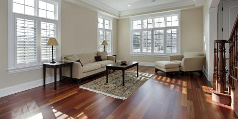 Should You Get Carpet or Hardwood Flooring?, Foley, Alabama