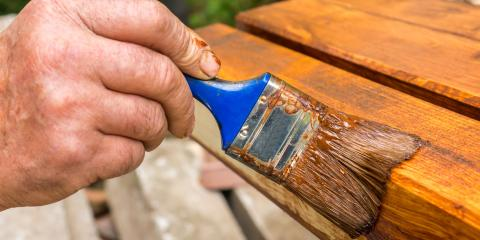 Why Staining Wooden Outdoor Fixtures Is a Good Idea, Lorain, Ohio