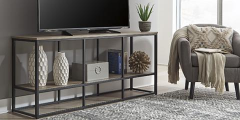 3 Tips to Style a TV Stand or Console Table, Sunray, Texas