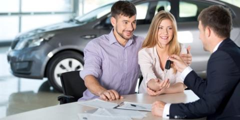 Top 4 Questions to Ask When You're at a Car Dealership, Graham-Thrift, Washington
