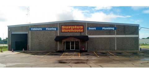 Surplus Warehouse, Home Improvement, Services, Waco, Texas