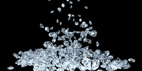 3 Simple Ways to Tell a Real Diamond From a Fake, Gibsonville, North Carolina