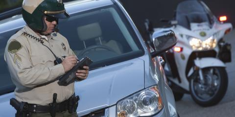 4 Tips for an Effective Traffic Ticket Defense, Wadesboro, North Carolina