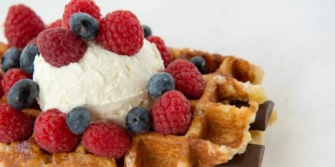 Liège Waffles: The Belgian Waffle Has Never Been Sweeter, Provo-Orem, Utah