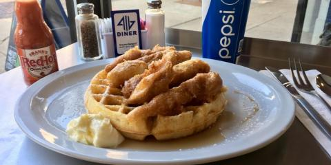 3 Reasons Why You Should Always Order Waffles for the Table, Dayton, Ohio