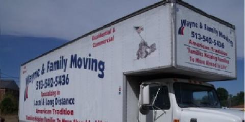 Wayne And Family Moving, Moving Companies, Real Estate, Cincinnati, Ohio