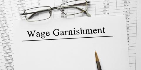 3 Vital Rights When You're Facing Wage Garnishment, Rochester, New York
