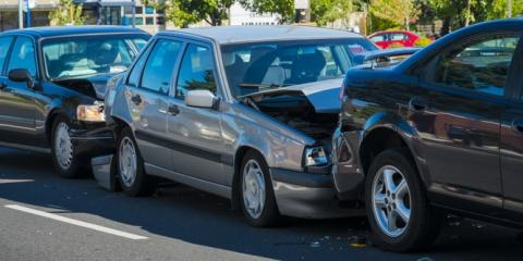 Watch Out for Fender Benders: Why You Shouldn't Rely on Parking Sensors, Wahiawa, Hawaii