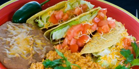 How Much Mexican Food to Order for Catering, Wahiawa, Hawaii