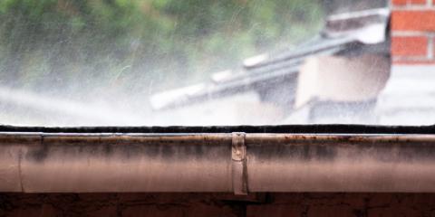 3 Benefits of Scheduling Rain Gutter Installation Before the Rainy Season, Wahiawa, Hawaii