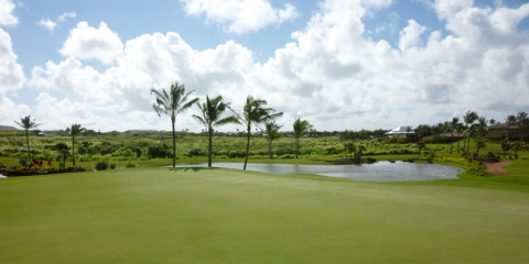 3 Tips to Maintain Your Golf Course Turf, Wahiawa, Hawaii
