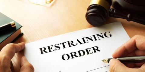 3 Pointers for Fighting a Restraining Order, Wahoo, Nebraska