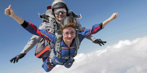Afraid of Heights? 5 Tips to Help Before You Go Skydiving, Waialua, Hawaii