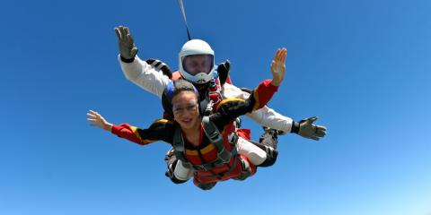 5 Safety Tips for First-Time Skydiving, Waialua, Hawaii