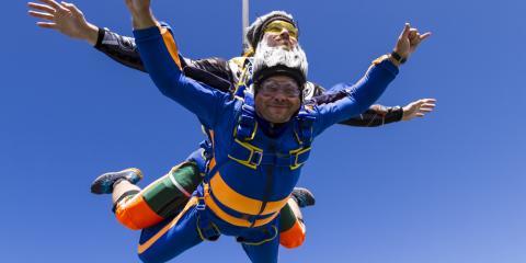 Top 5 Skydive Safety Tips, Waialua, Hawaii