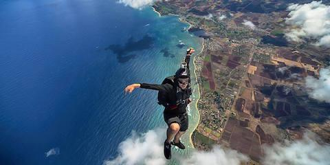 3 Tips for Choosing an Ideal Altitude for Your Skydiving Adventure , Waialua, Hawaii