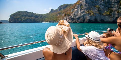 Sun Protection Do's & Don'ts When on a Catamaran Tour, Waianae, Hawaii