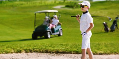 3 Reasons for Children to Play Golf, Waikoloa Village, Hawaii