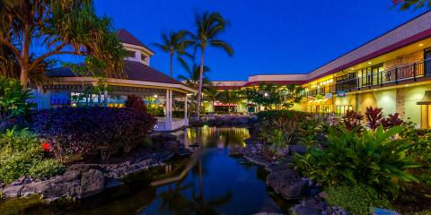 Enjoy Various Activities at This Shopping Center, Waikoloa Village, Hawaii