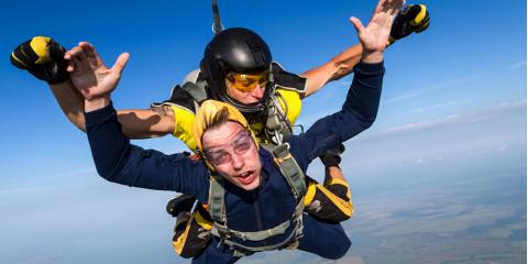 5 FAQs Beginners Have About Skydiving, Waialua, Hawaii