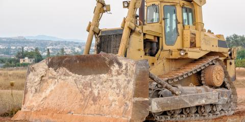 3 Pieces of Heavy Equipment Needed for Site Preparation, Wailuku, Hawaii