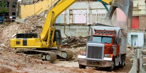 Why a Dump Truck Is Essential for Your Next Demolition Project, Wailuku, Hawaii