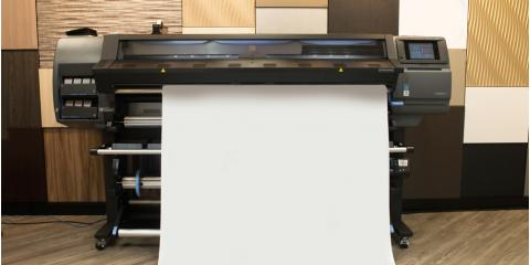 Maui's Best Printing Service Explains Wide-Format Copying, Wailuku, Hawaii