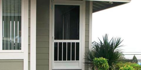 Putting Heavy-Duty Screen Doors to the Test: Are They Rascal-Proof?, Wailuku, Hawaii