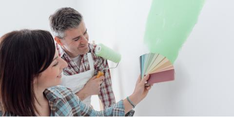 4 Ways to Select the Right Color for Indoor Painting Projects, Wailuku, Hawaii