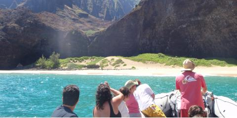 4 Tips to Combat Seasickness, Kekaha-Waimea, Hawaii