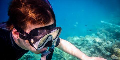 Can People With Glasses Snorkel?, Kekaha-Waimea, Hawaii