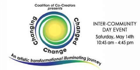Change, Changing, Changed- Healing and Transformation Event on May 14th, Greenwich, Connecticut
