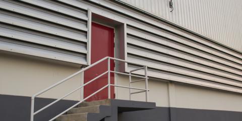 3 Ways Fire Doors Can Protect Your Business, Ewa, Hawaii