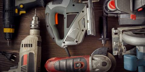 7 Hand & Power Tools Every Homeowner Should Have, Lihue, Hawaii