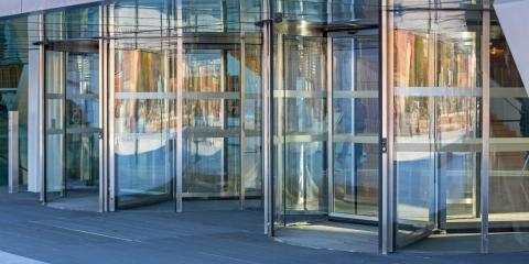 4 Benefits of Revolving Door Installation, Ewa, Hawaii