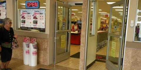5 Steps for Automatic Door Safety, Ewa, Hawaii
