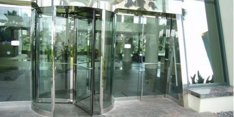 Should You Choose a Revolving or Automatic Door?, Ewa, Hawaii