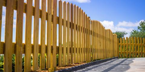 3 Popular Fence Installation Styles, Ewa, Hawaii