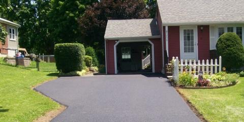 Why Proper Driveway Drainage Is Essential for Asphalt Pavement, Walden, New York