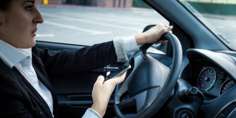 3 Reasons to Never Use a Cellphone When Behind the Wheel, Walden, New York