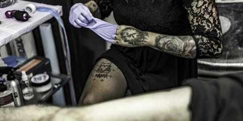 Ease Into Your First Tattoo With One of the 3 Least Painful Spots, Walden, New York