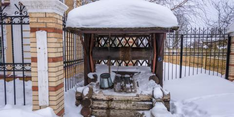 How to Prepare Your Well to Withstand Winter While You're Away , Wales, Wisconsin