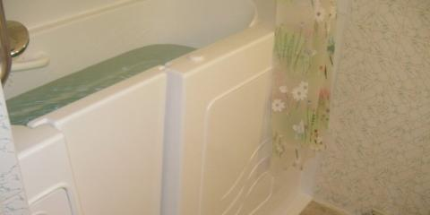 Experts Discuss the Benefits of a Handicapped-Accessible Shower, St. Peters, Missouri