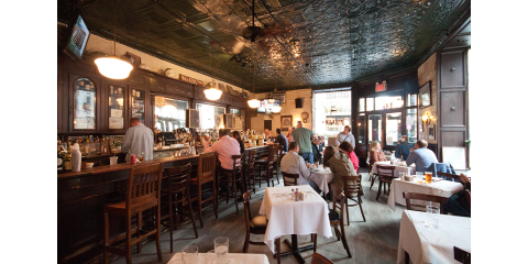 ​Walker's Bar & Restaurant Featured in a 2014 Dramatic Comedy & a 2014 Spielberg-Produced TV Show, Manhattan, New York