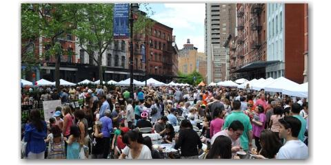 Join Walker's Restaurant For The 19th Annual Taste of Tribeca Culinary Festival on May 18th, Manhattan, New York
