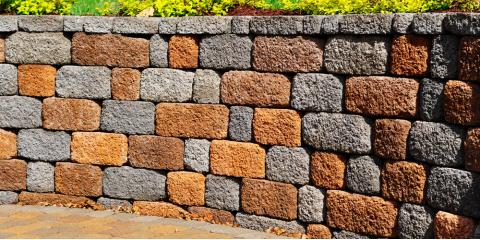3 Tips to Build a Retaining Wall System in Your Yard, Huntington, New York